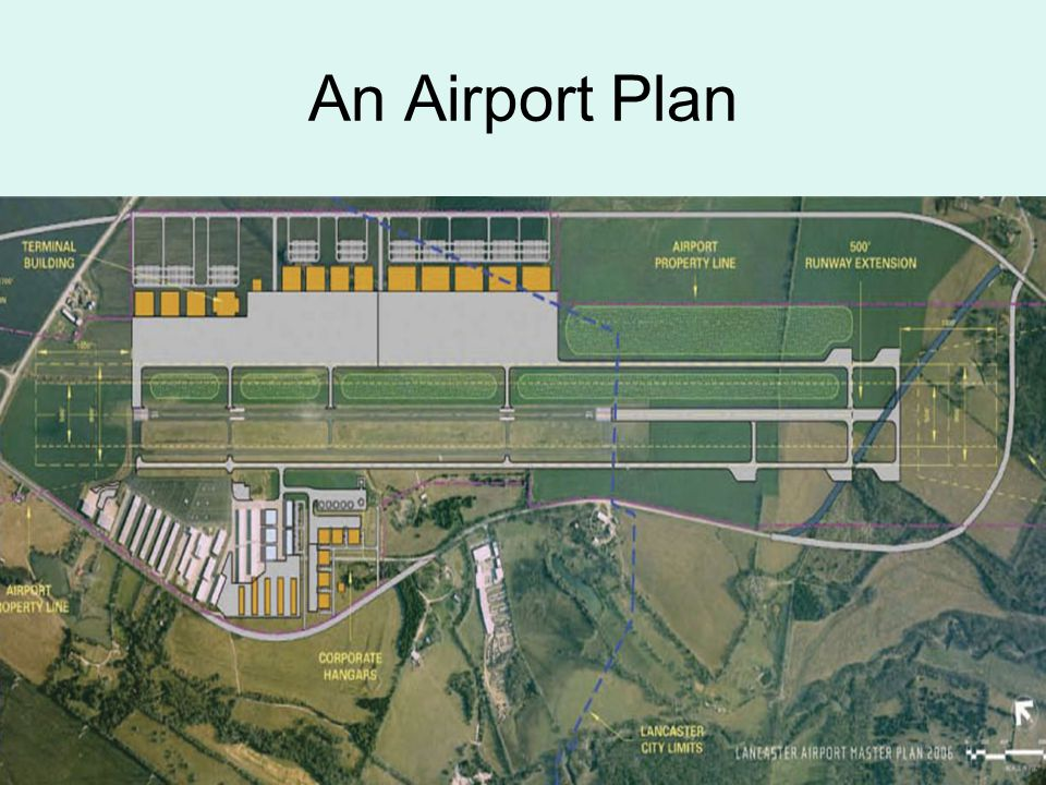 An Airport Plan