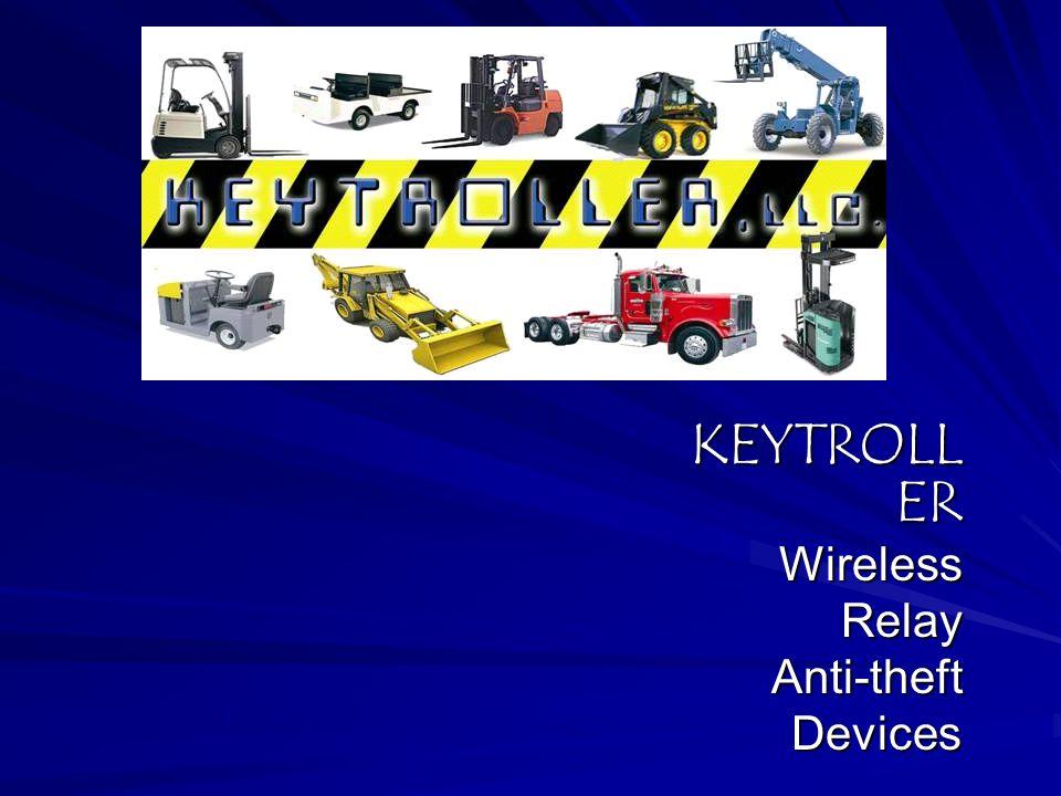 KEYTROLL ER WirelessRelayAnti-theftDevices