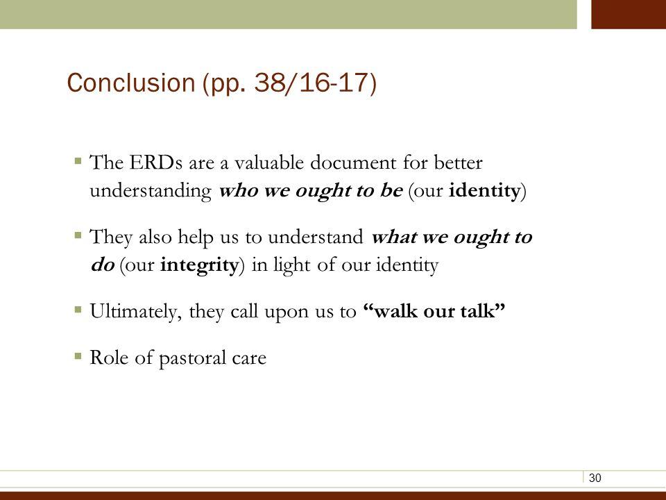 30 Conclusion (pp.
