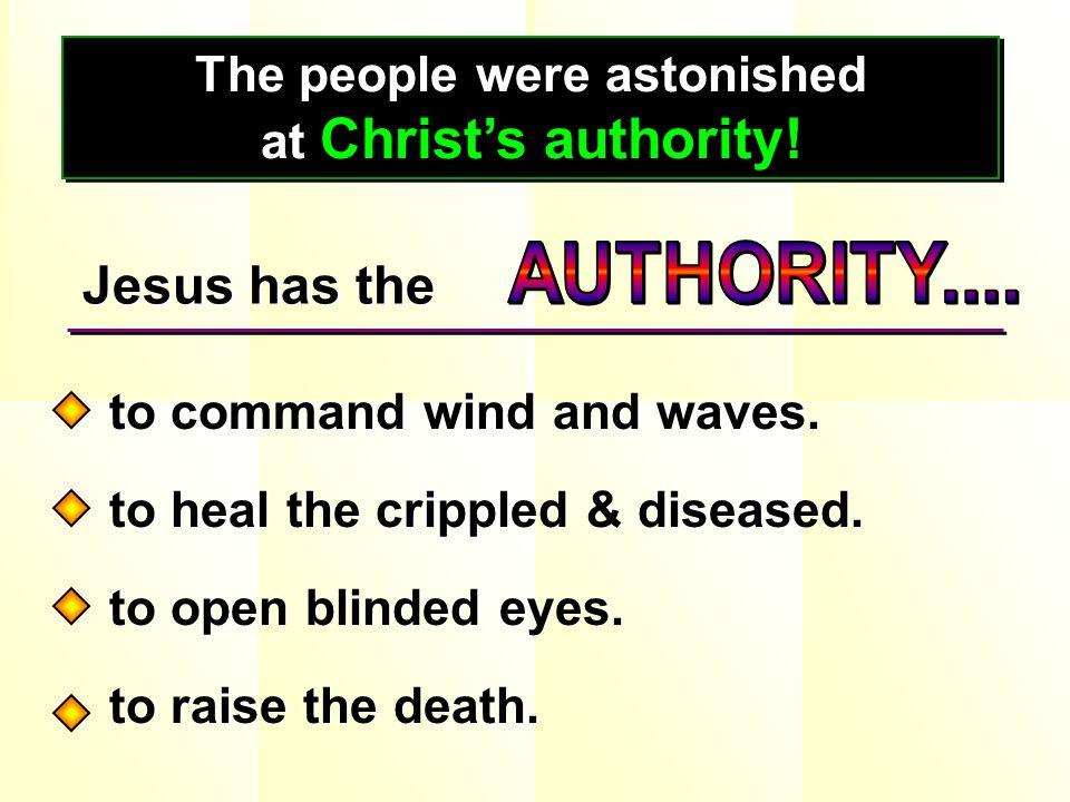 Mark 1:22…. Mark 1:22….