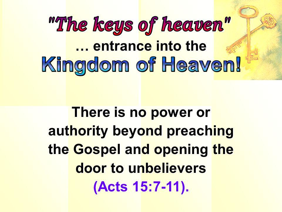 is not heaven. is not heaven.