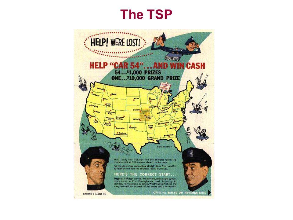 The TSP