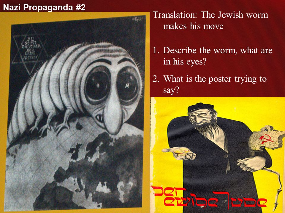 Nazi Propaganda and The Eternal Jew | imagingenocide