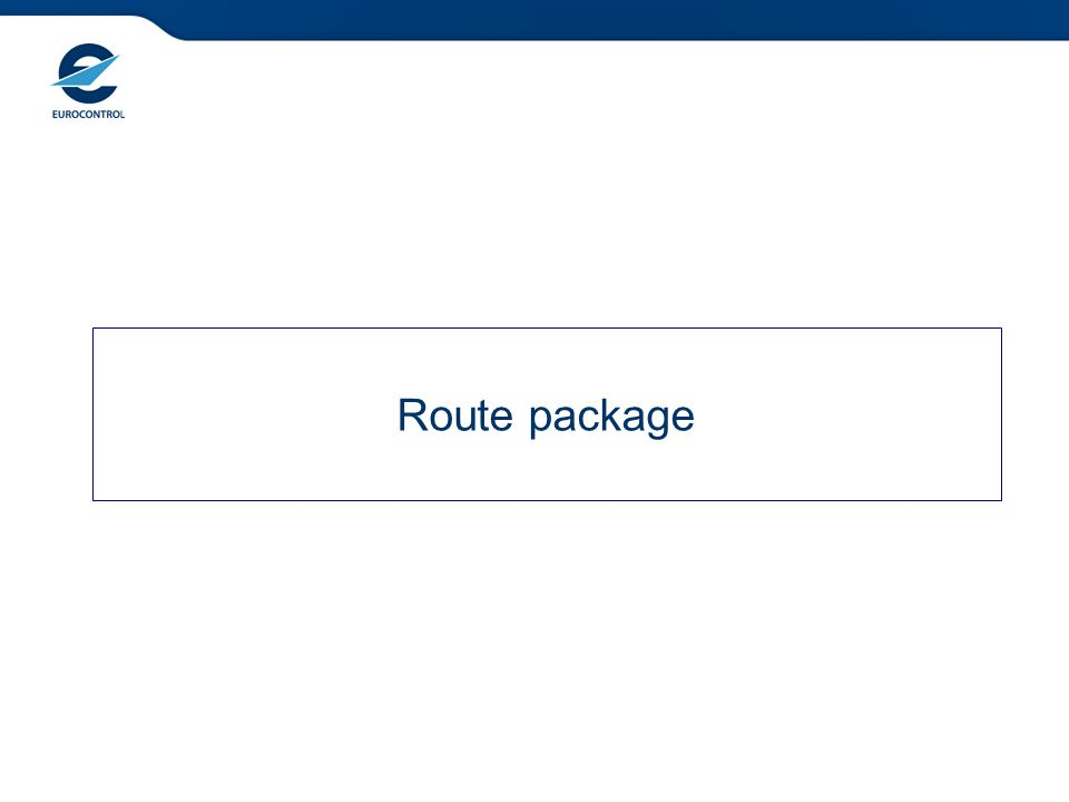 Route package