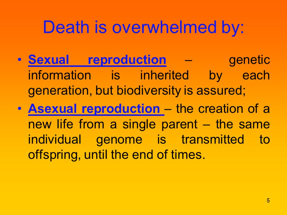 e)it reduces biodiversity; f)it represents one more step in the progressive dissociation between sexuality and reproduction; g)the serial production of human beings violates the quality that each human being has of being unique and irreplaceable.