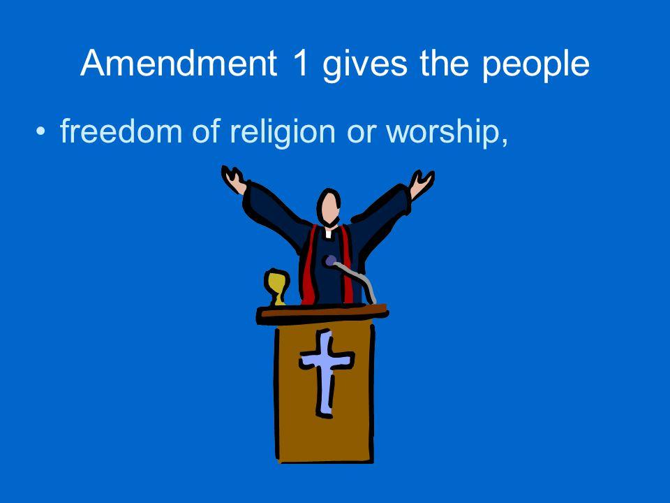 freedom of speech,