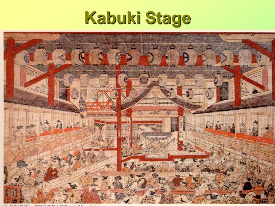 Kabuki Stage