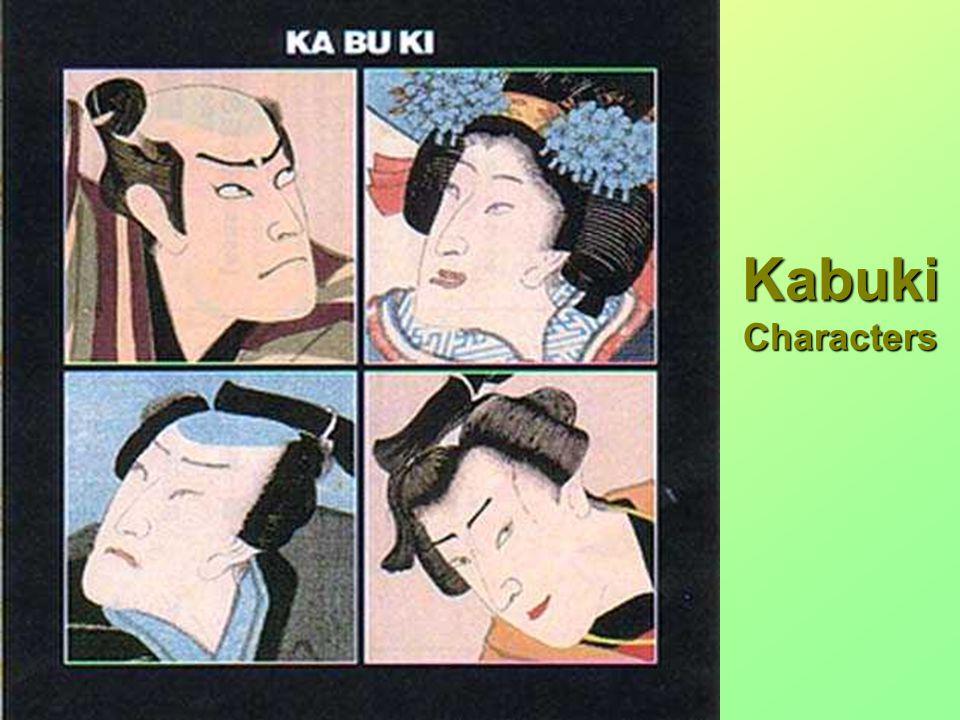 Kabuki Characters