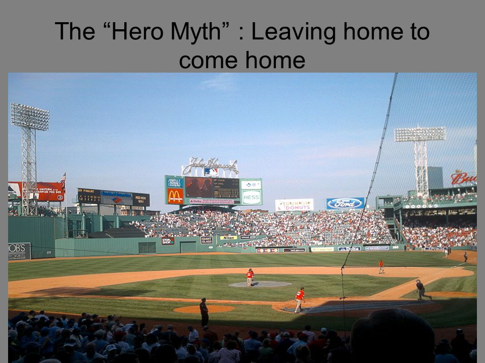 """The """"Hero Myth"""" : Leaving home to come home"""