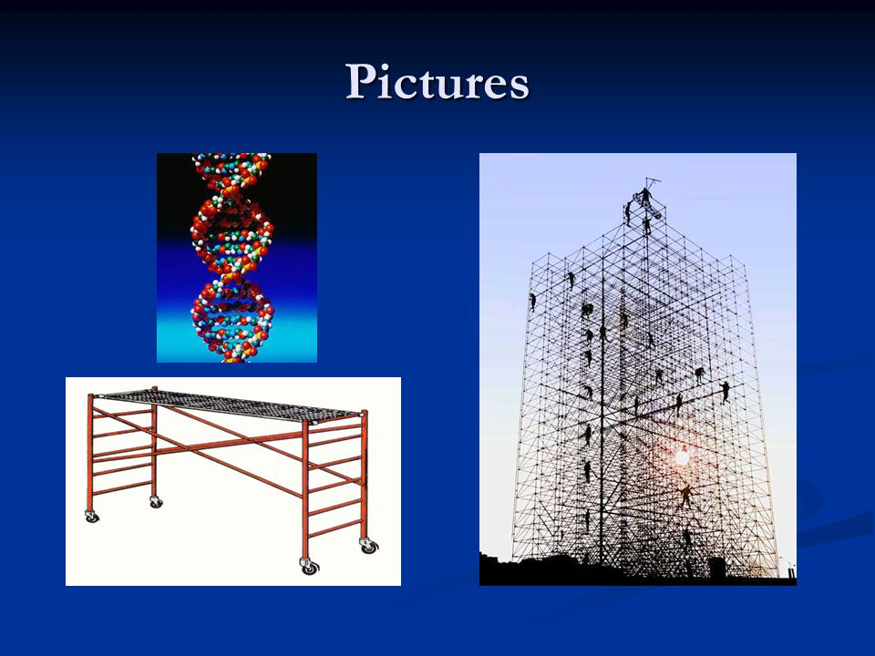 Basic Meaning A scaffold's main purpose is to supply support or provide the structure of something A scaffold's main purpose is to supply support or provide the structure of something It is the backbone of something.