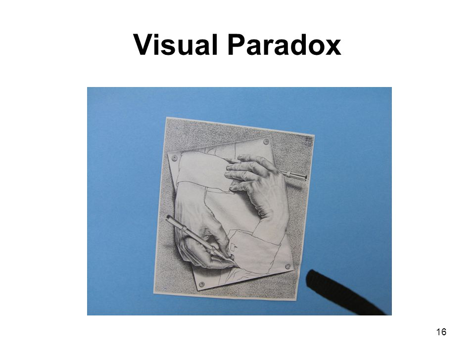 16 Visual Paradox
