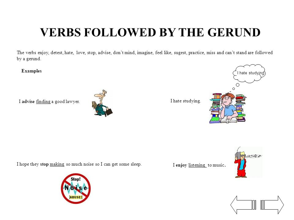 Prepositions such as aggre with, after, admit to, believe in, complain about, confess to, talk about, forget about, worry about are followed by the gerund.