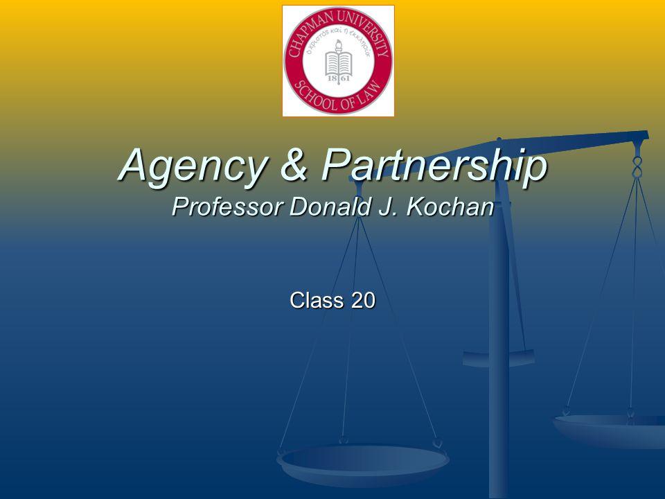 Today's Materials Partnership Operation Partnership Operation Pages 581-616 Pages 581-616