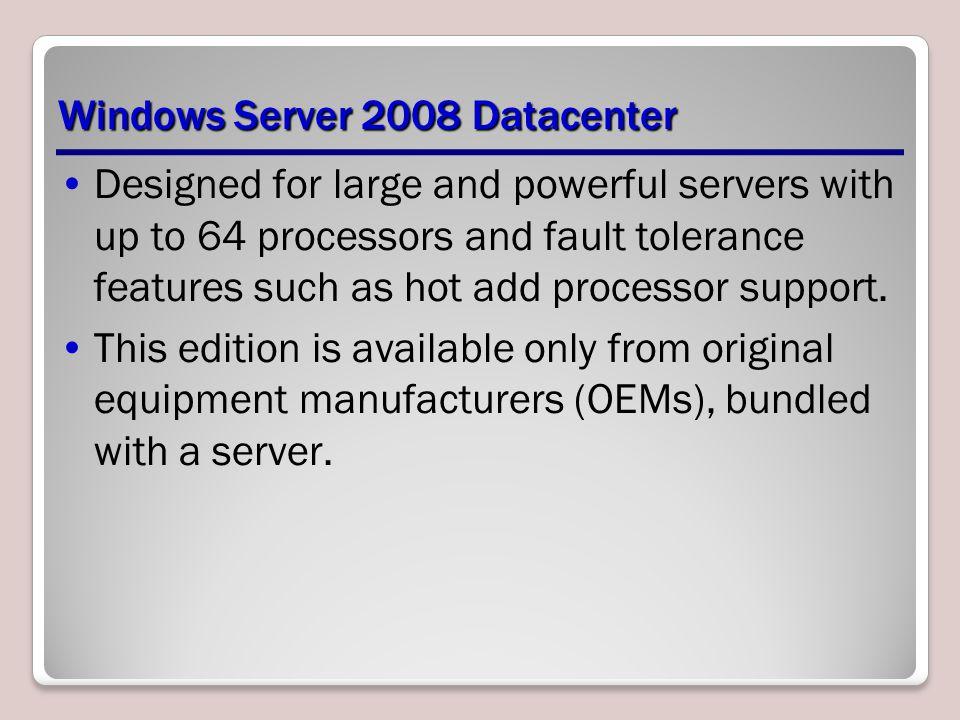 Windows Automated Installation Kit (AIK) ImageX.exe Windows Preinstallation Environment (Windows PE) Windows Recovery Environment (Windows RE) Windows System Image Manager (Windows SIM)