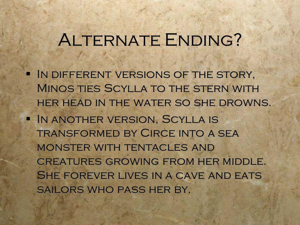 Alternate Ending.