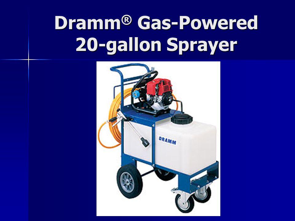Dramm ® Gas-Powered 20-gallon Sprayer