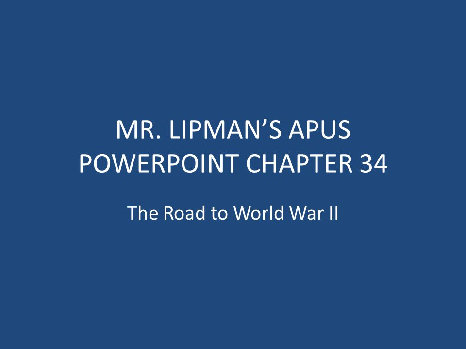 Keys to the Chapter Isolationism Nationalism Totalitarianism Tripartite Pact Spanish Civil War Neutrality Acts Germany Starts War 9/1/39 Lend-Lease Atlantic Conference Japanese Embargo