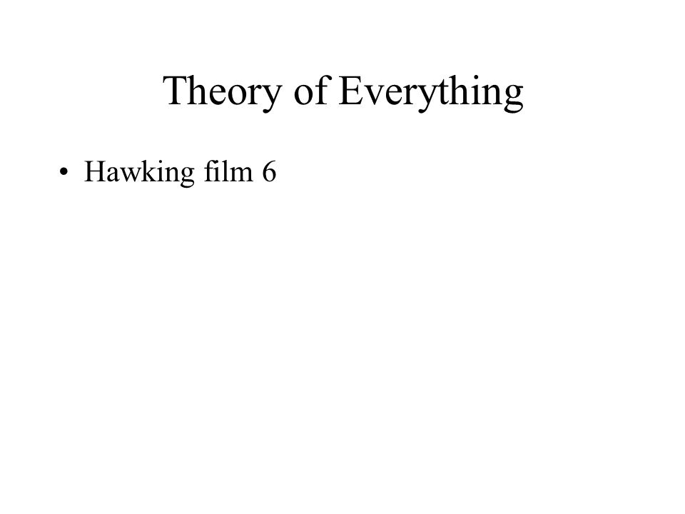 Theory of Everything Hawking film 6