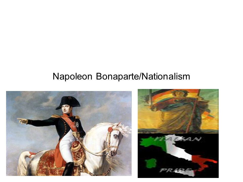 Napoleon Bonaparte/Nationalism