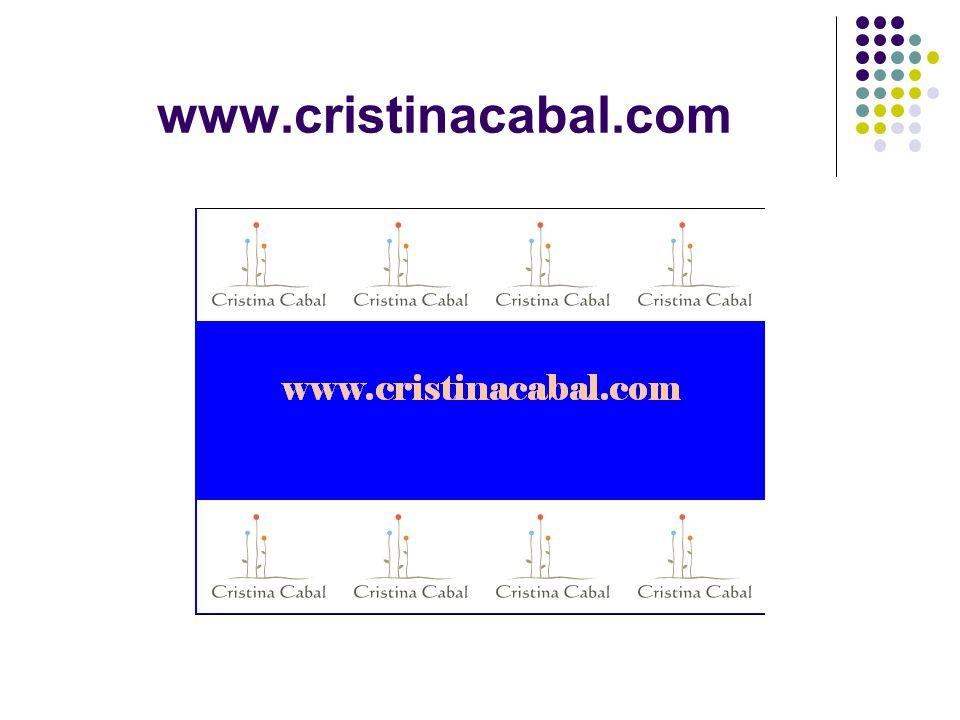 www.cristinacabal.com