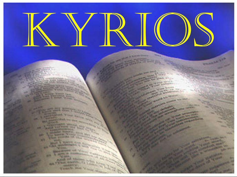 Kyrios
