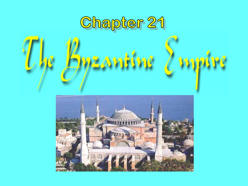 Decline of the Empire 21 - 4 Some achievements of the Byzantines during their 1100 years in power were: 1.The capital of Constantinople was the largest, richest and most beautiful city in Europe.