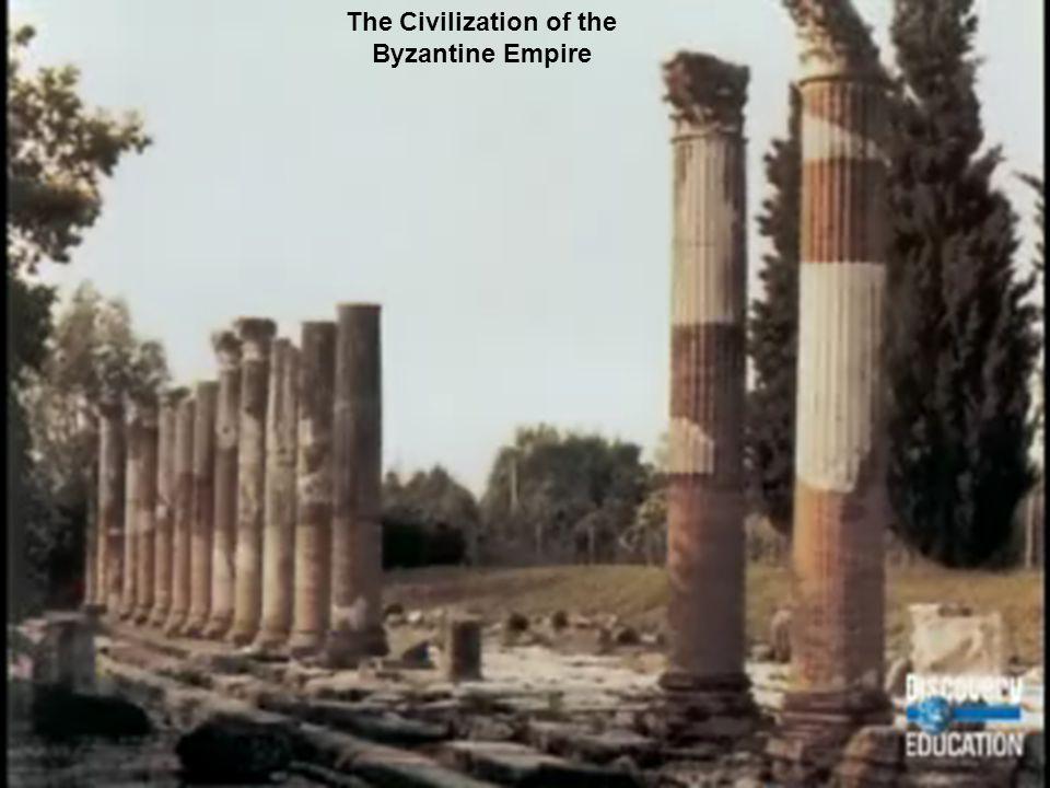 The Civilization of the Byzantine Empire