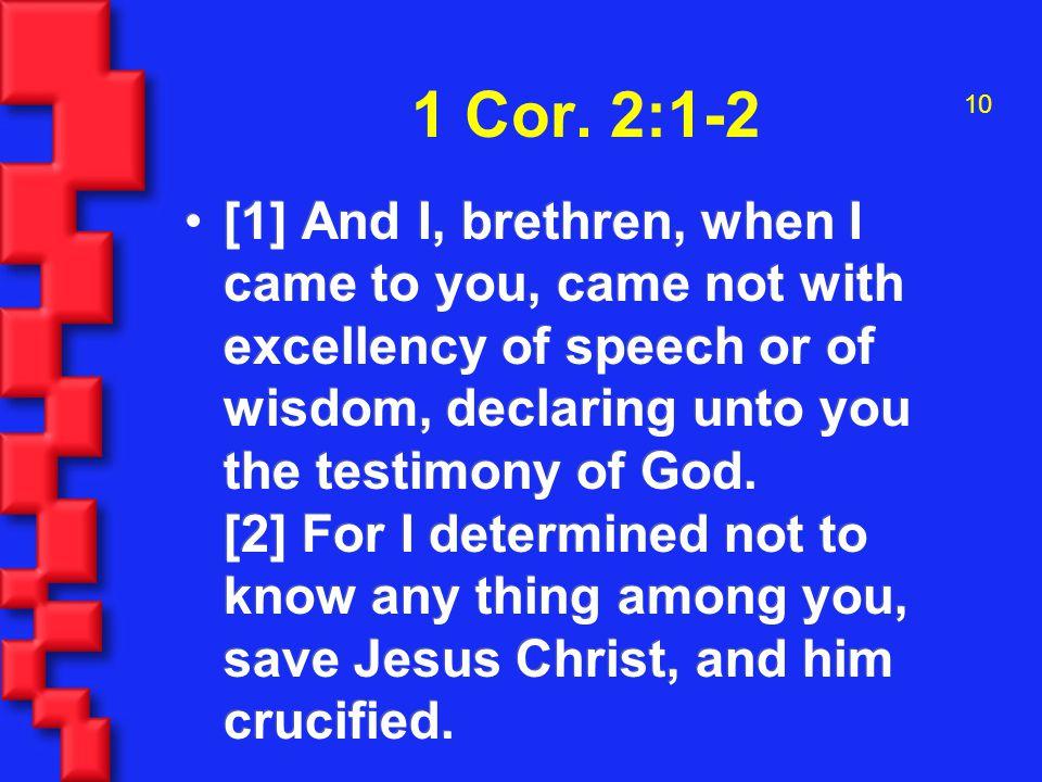 10 1 Cor.