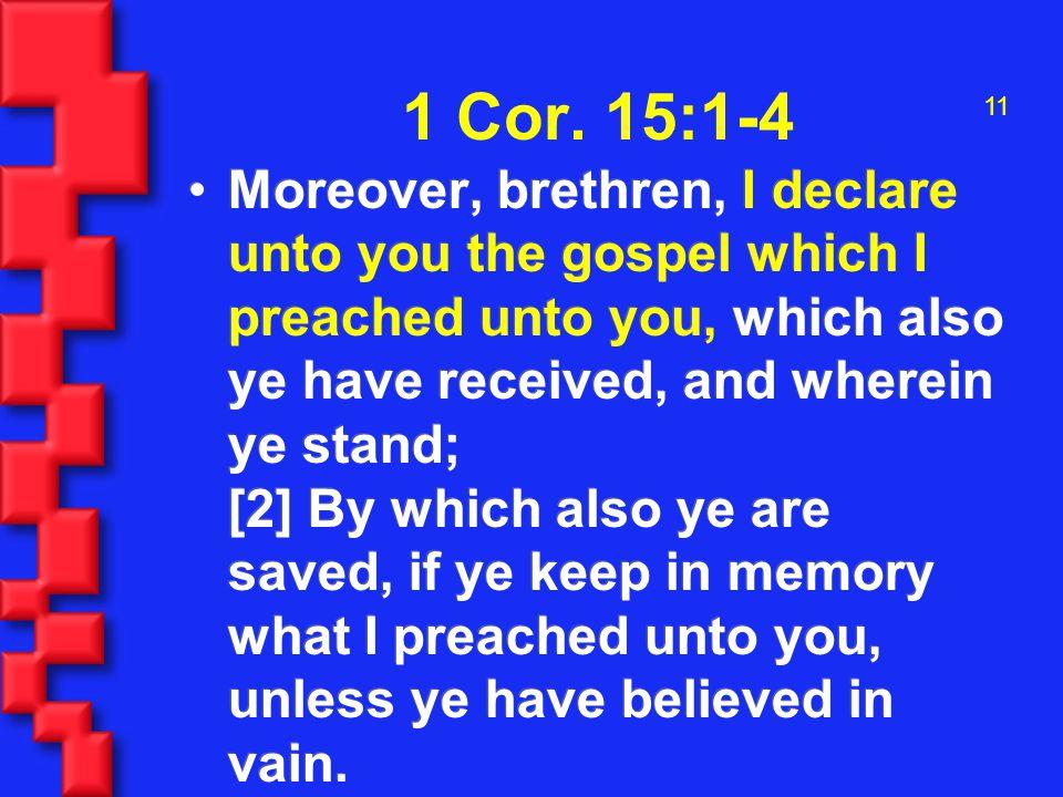 11 1 Cor.