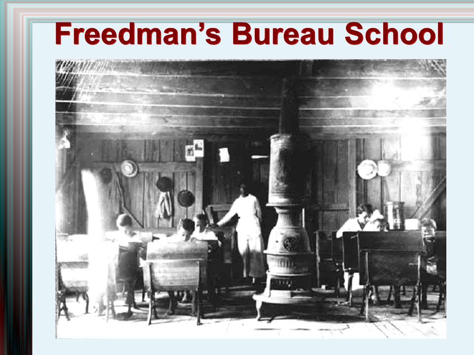 Freedman's Bureau School
