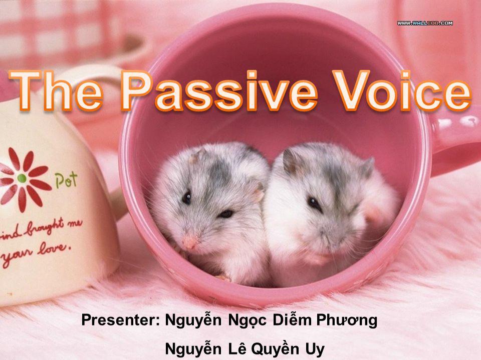 Presenter: Nguyễn Ngọc Diễm Phương Nguyễn Lê Quyền Uy