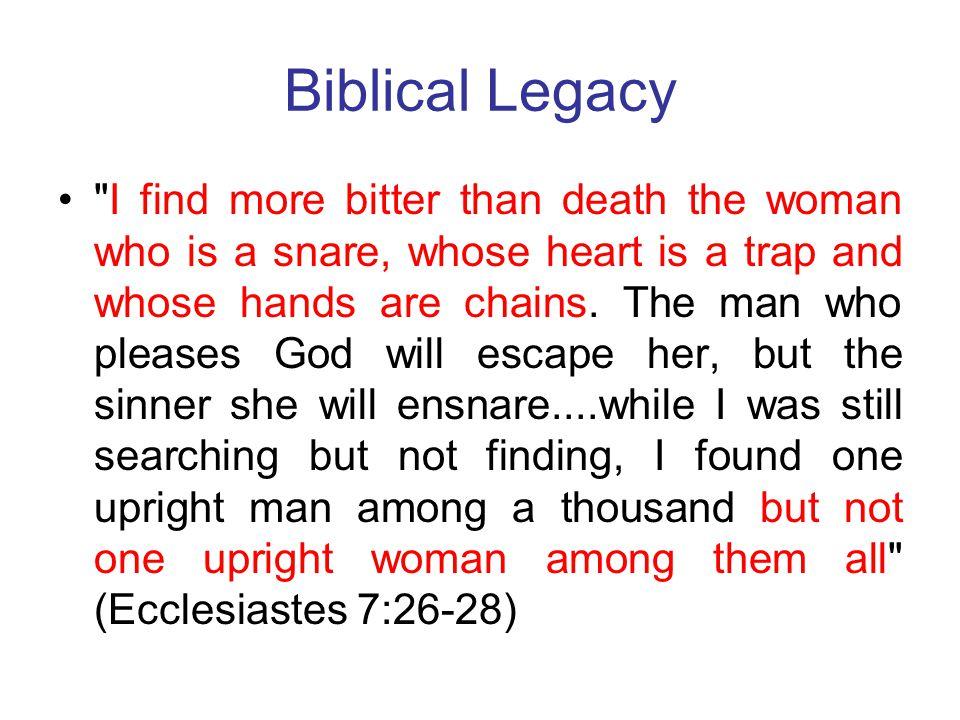 Biblical Legacy