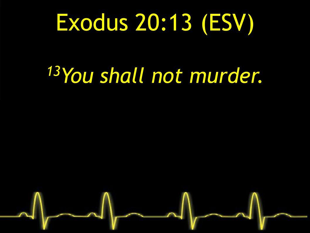 5 important questions concerning the sixth commandment