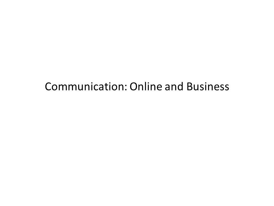 Introduction to internet etiquettes Etiquette is important because it shows respect.