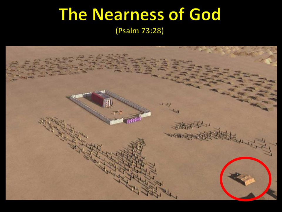 ... its height shall be 3 cubits Exodus 27:1. 4 ½ ft.