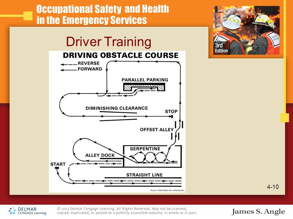 Driver Training 4-10