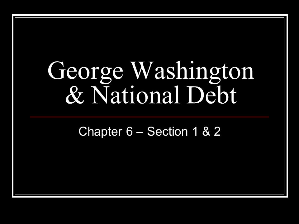 Opponents to the Bank - Jefferson and Madison opposed idea - Constitution did not grant power to the federal government to create a national bank - Strict interpretation of Constitution – Can only do what the Constitution says