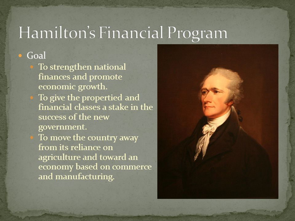 Components To fund the federal debt at face value with current holders of government bonds.