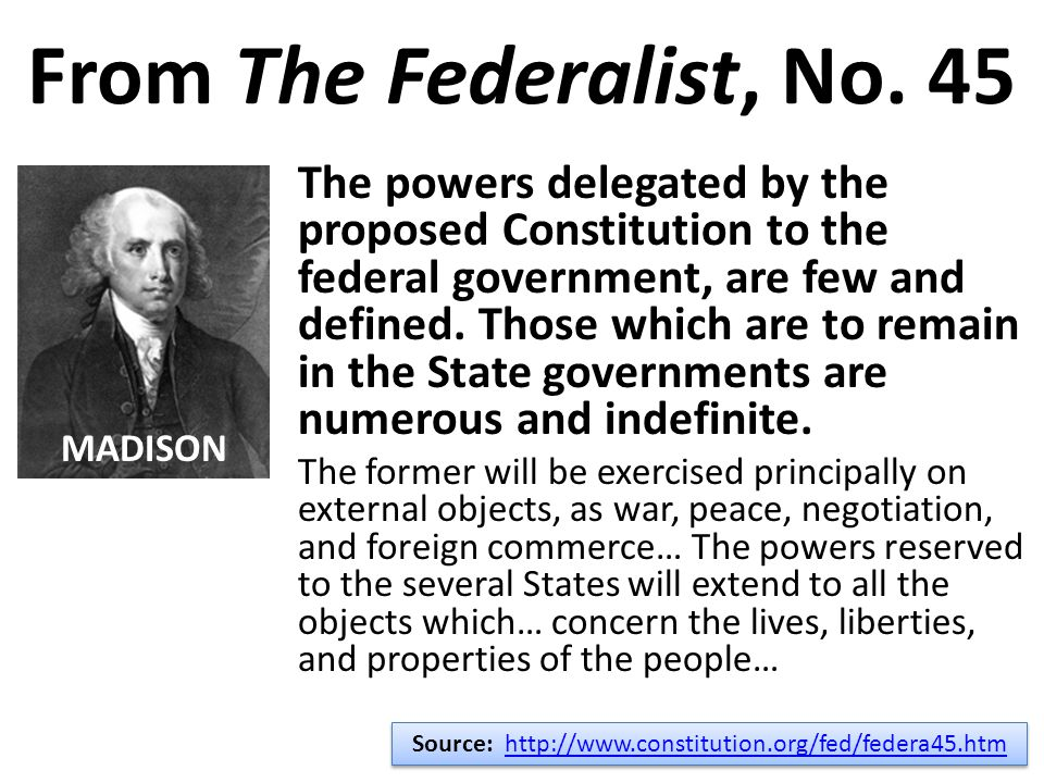 Federal States