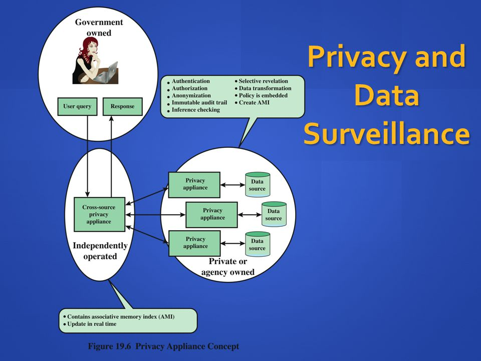 Privacy and Data Surveillance