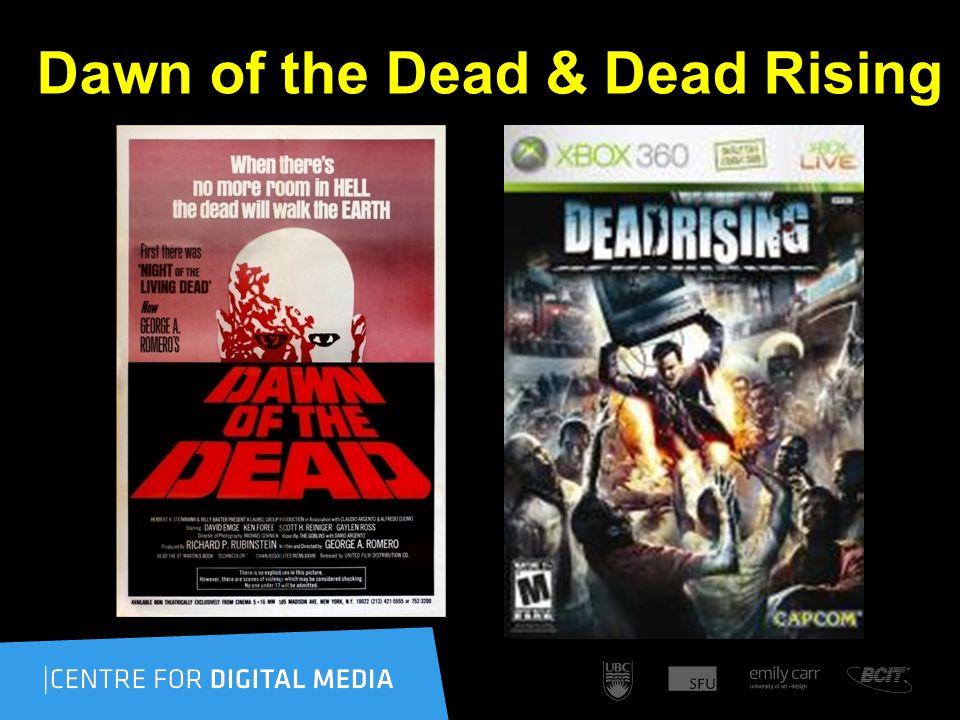Dawn of the Dead & Dead Rising