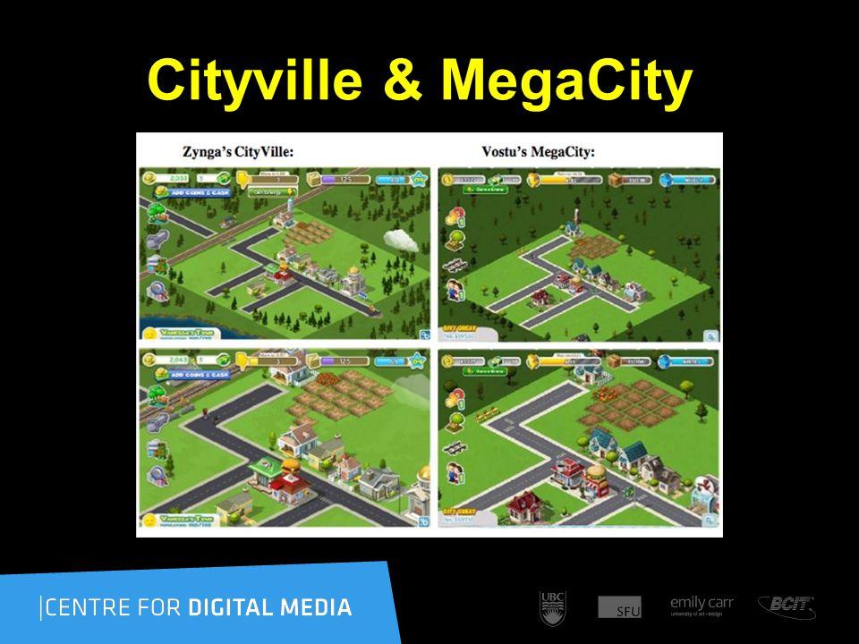 Cityville & MegaCity