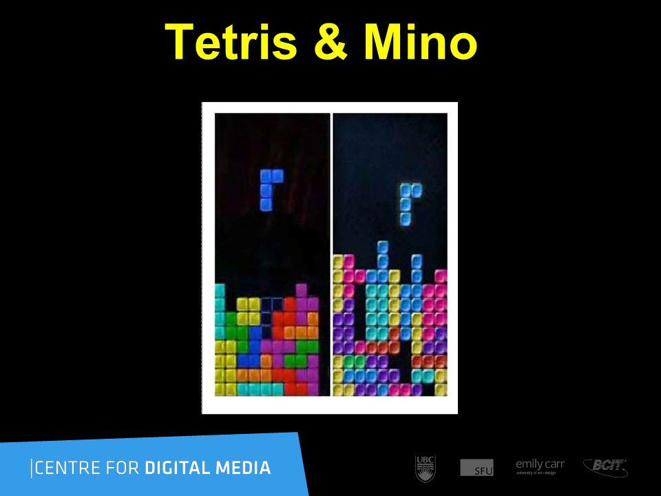 Tetris & Mino