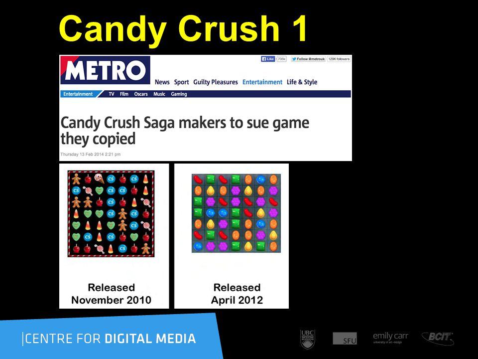 Candy Crush 1
