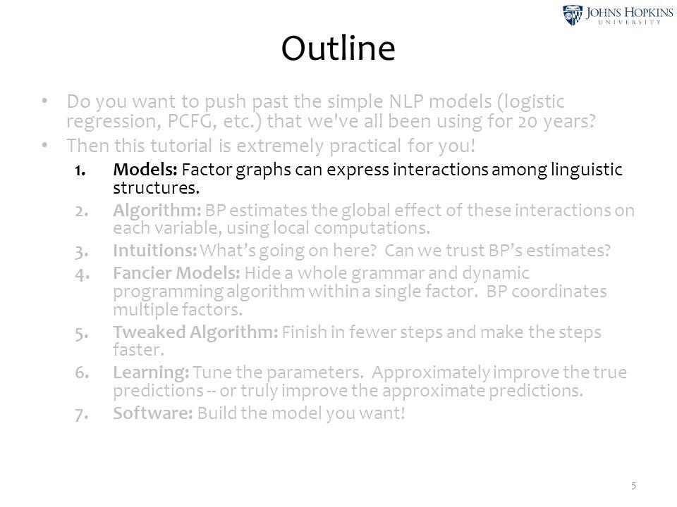 Empirical Risk Minimization as a Computational Expression Graph 296 Decoder Module: takes marginals as input, and outputs a prediction.