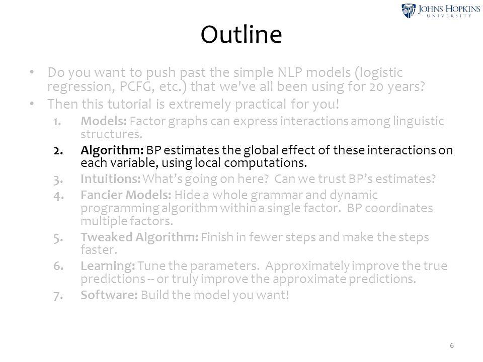 Combinatorial Optimization within Max-Product Max-product BP computes max-marginals.