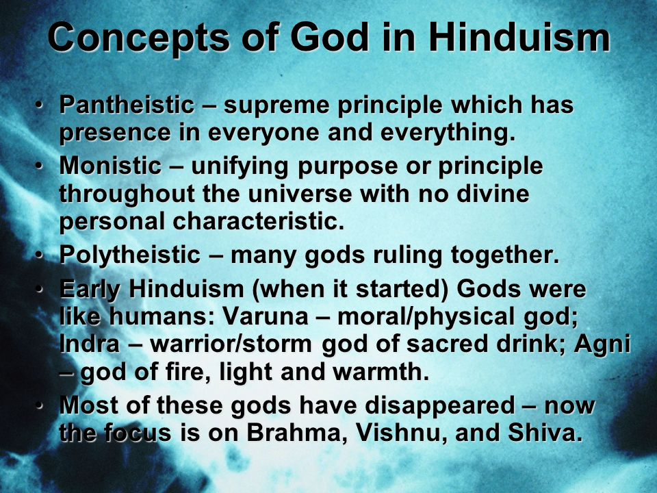Brahman Brahman is the true being – or the Hindu idea of God.Brahman is the true being – or the Hindu idea of God.