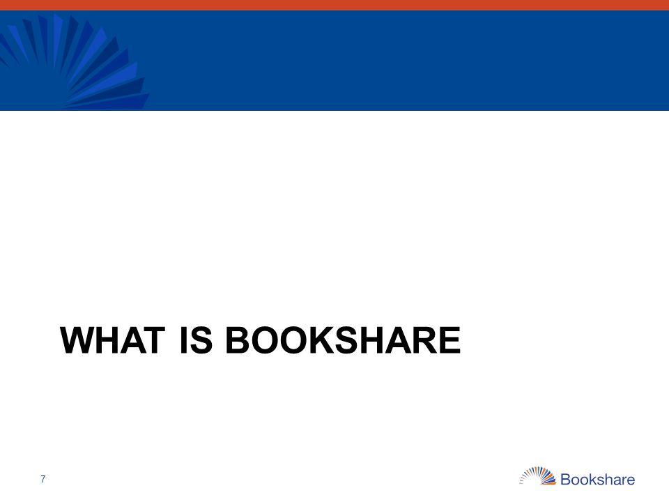 Bookshare's Specialized Formats: Audio (i.e.