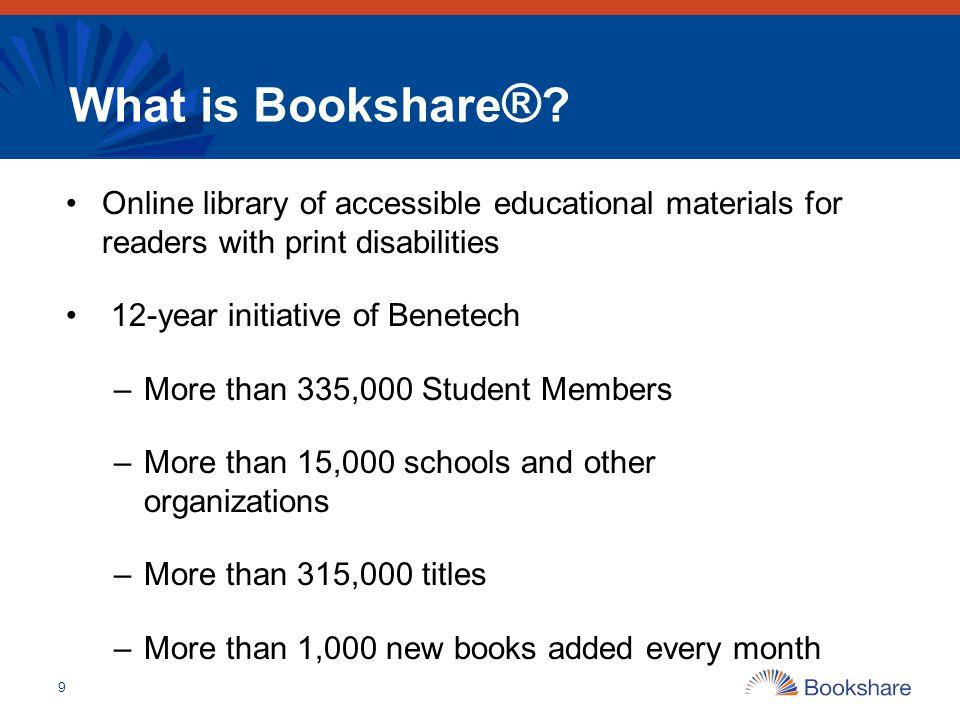 Bookshare Website 40