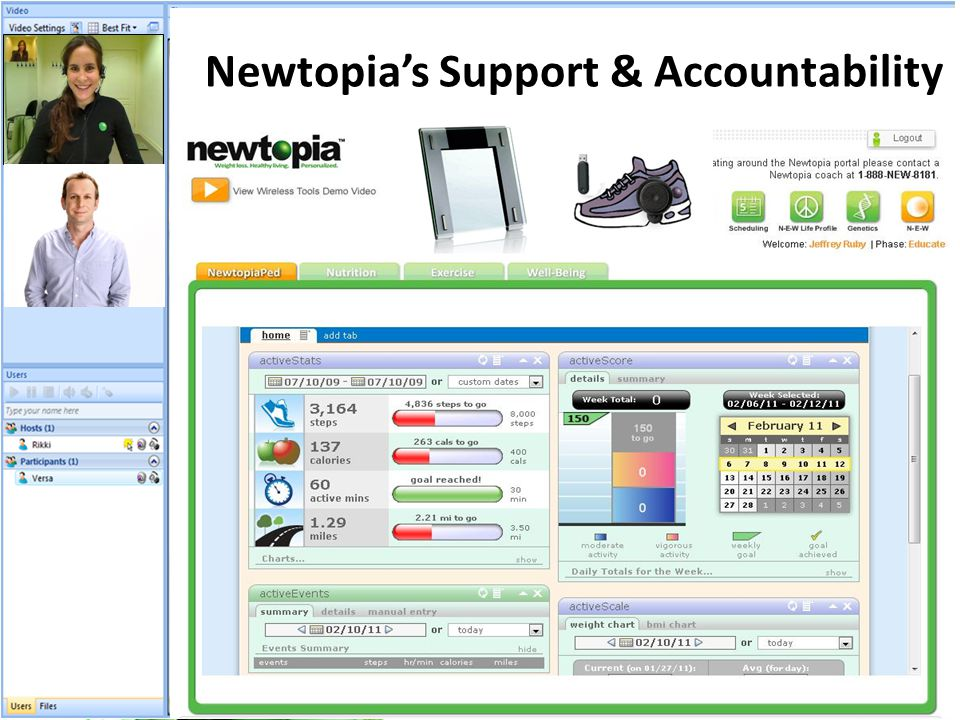 Newtopia's Support & Accountability
